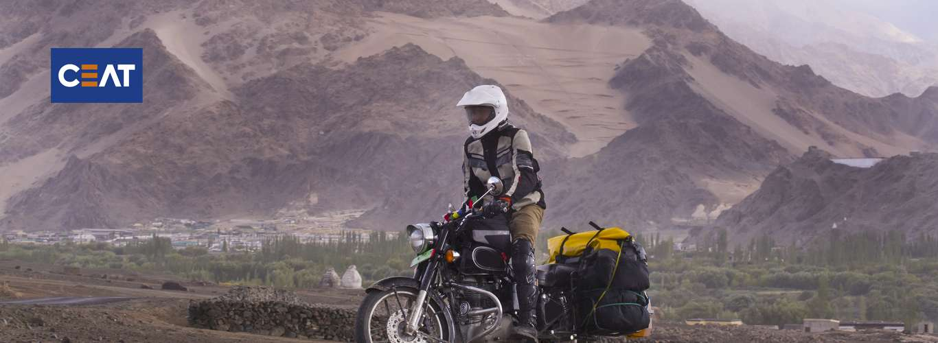Easy, Rider: A Guide to First-Time Motorcycle Travel - Part I