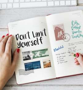 Tips & Tricks For Your First Travel Journal