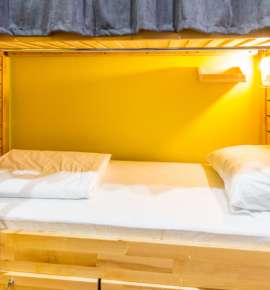 5 Hostels for Travelling Souls on a Budget