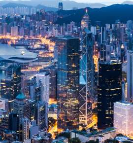 Travel Advisory: Hong Kong's New Security Law