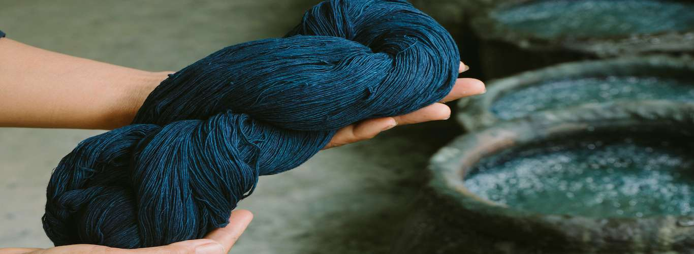Indigo: A Colour to Dye For