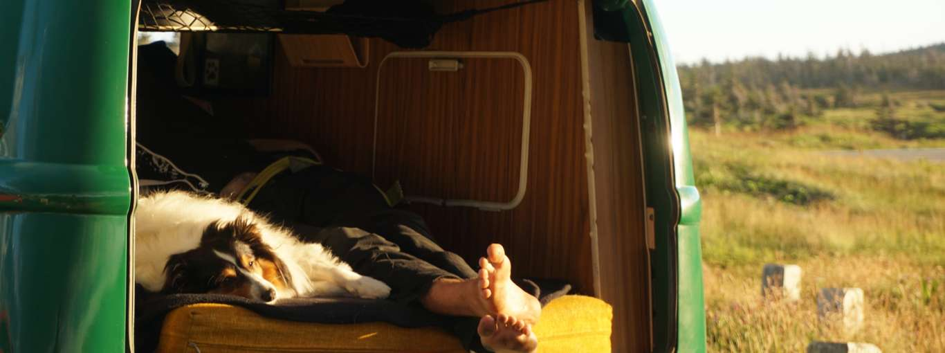 #TravelGoals: It's a Van Life for Some