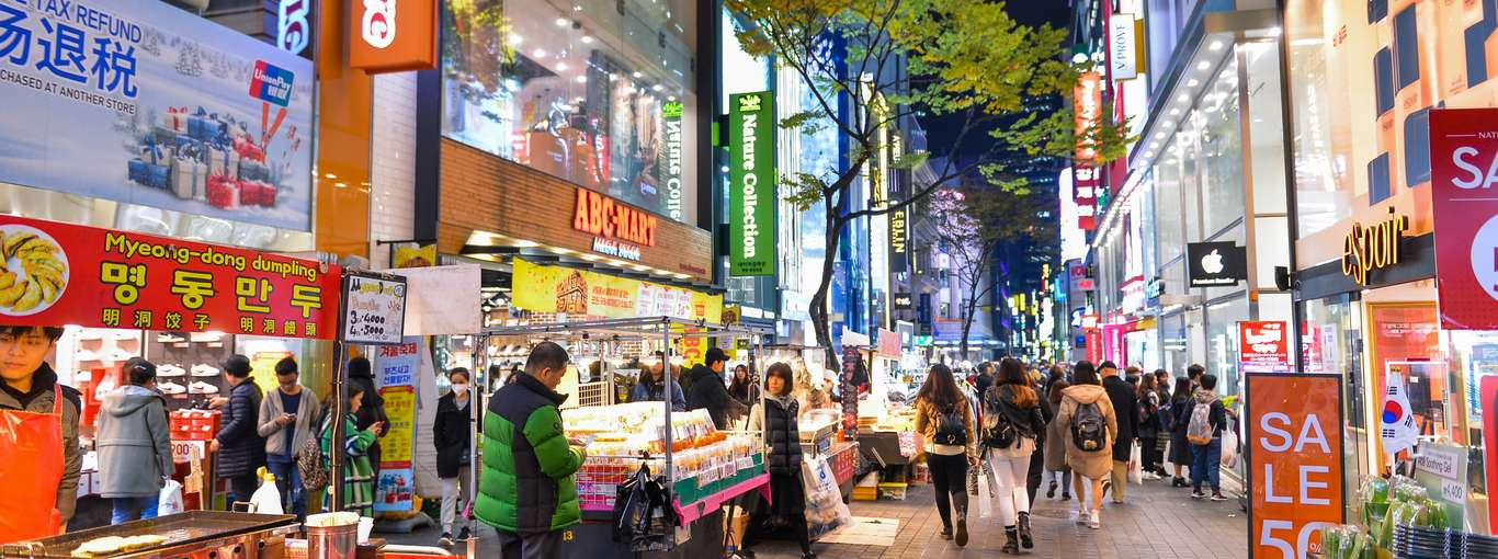 Here's How You Can Spend 24 Hours In Seoul