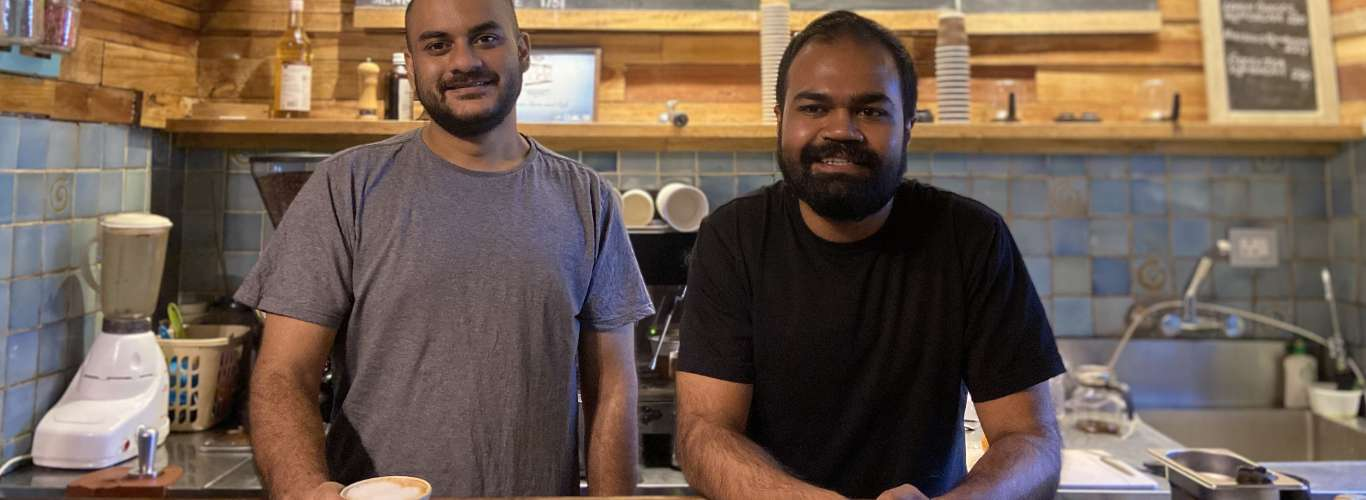 Meet the Chef Duo Responsible for Sienna Cafe's Dreamy Food