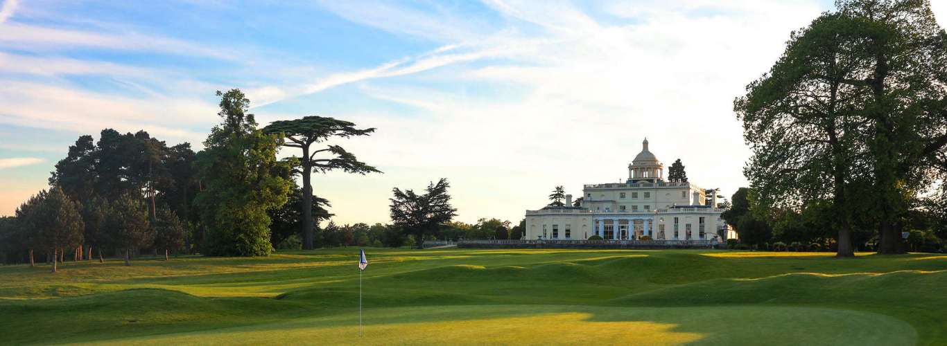 5 Things to Know About Stoke Park, the Iconic UK Hotel Bought by Reliance