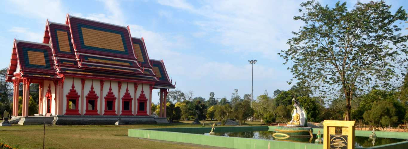 Namsai: The Blessed Land of Pagodas