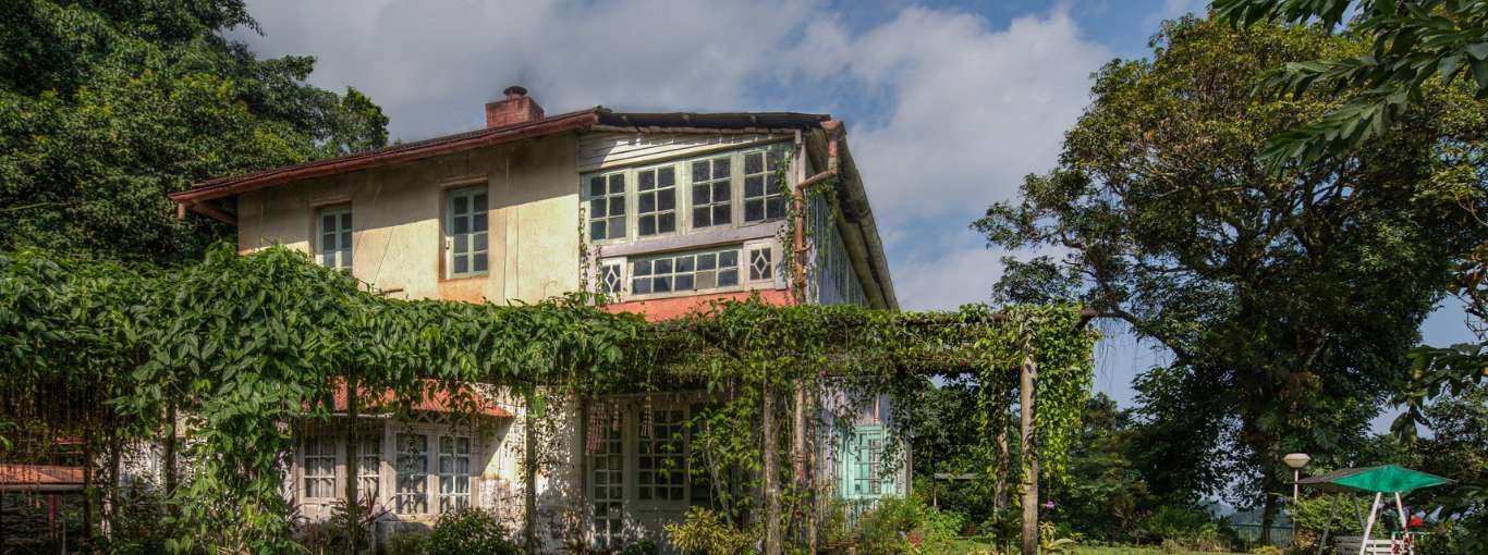A Visual Journey Into the Burra Bungalows of Tea Estates of North Bengal