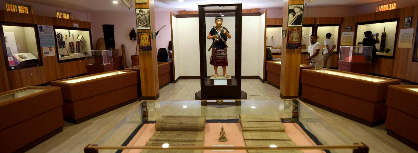 Cultural Delights: Three Must-Visit Museums Around Namsai