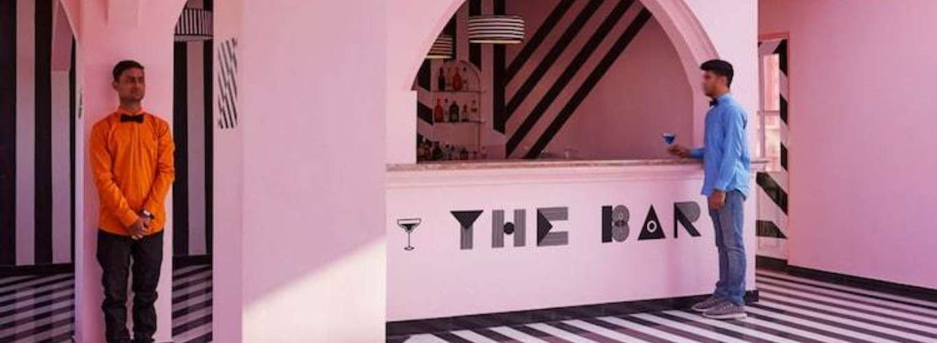 #CoolSpotting: Heard of the Wes Anderson-styled restaurant in Kanpur?