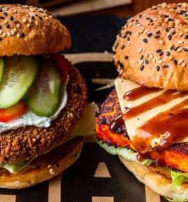 A Cloud Kitchen in Delhi NCR for Lovers of the Burger