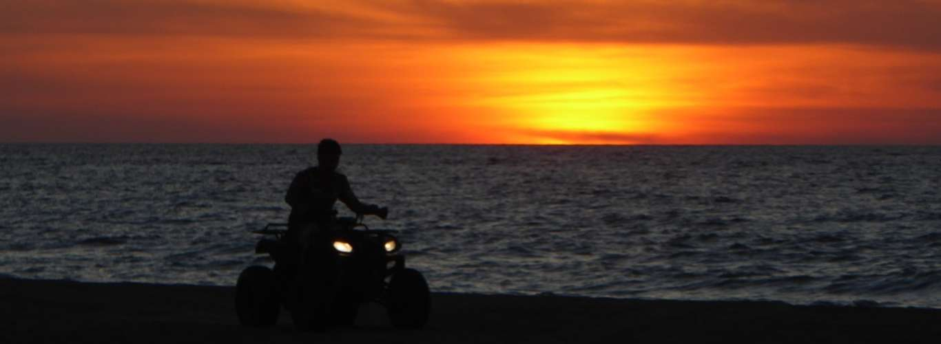 Gujarat's ATV Trails: A Cocktail of Adventure and Adrenaline