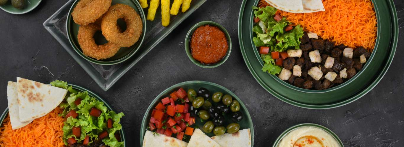 Dial M for Middle-Eastern and Mexican At Your Doorstep