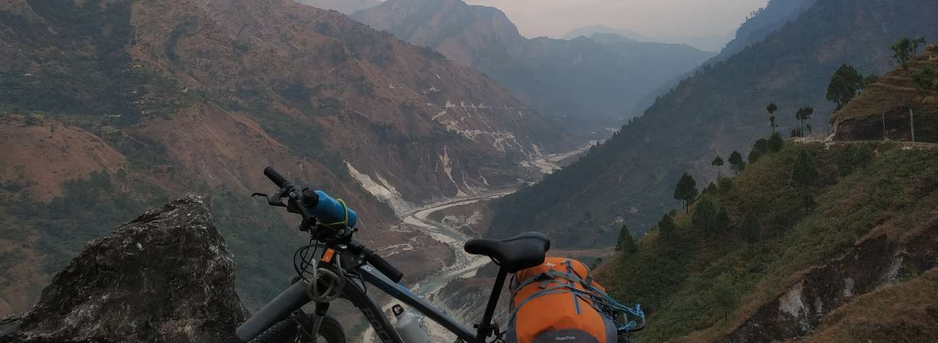 A Cycling Trip That'll Have You Psyched