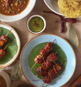 Ordered Delhi's Latest Gourmet Dinner Box Yet?
