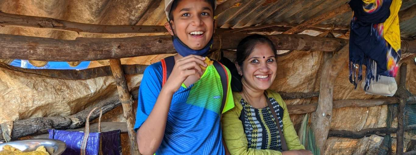 The Doctor Who Took Her 10-Year-Old on a Road Trip Across India