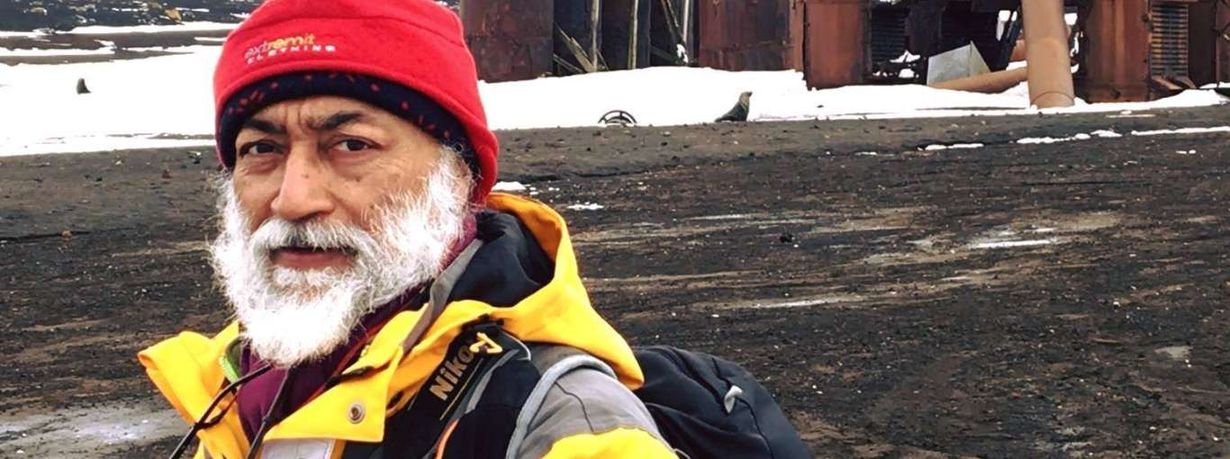 What I Got Back from My Travels: Mandip Singh Soin
