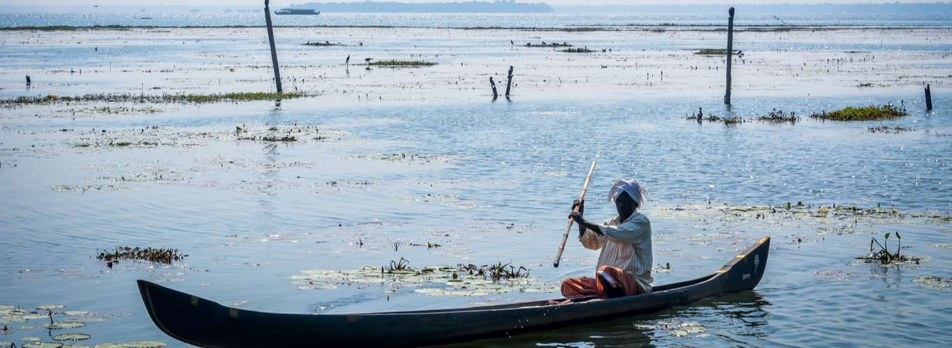 What Does it Take to Save India's Largest Lake?