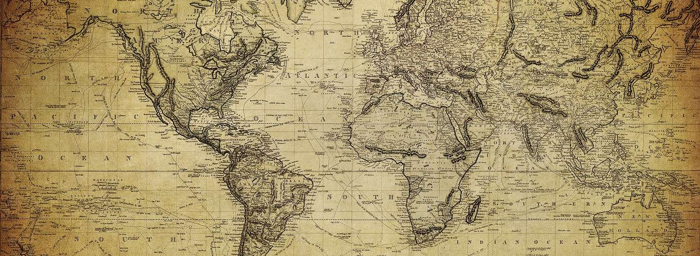 Get Out The Map: 6 Books for Cartophiles