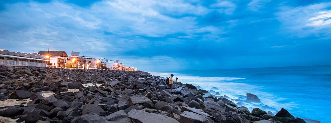 Head Out To Puducherry For Some Insta-Magic
