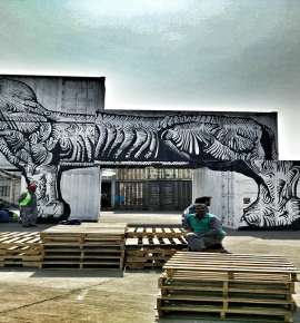 6 Indian Cities with Stunning Street Art
