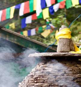 Documenting the Tribal Healers of Sikkim