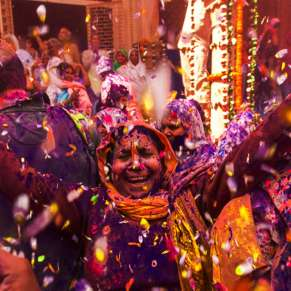 Celebrate Holi In The City Of Its Birth