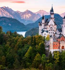 Castle Connect: Into Germany's Magical and Mystical World