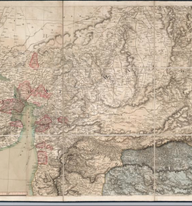 Sample India Through the Ages via this 92,000+ Map Archive