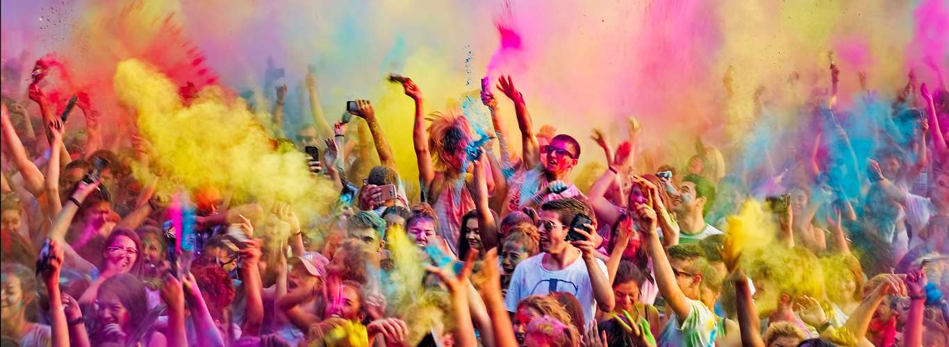 Hey It's Holi! See How It Is Celebrated Around The World!