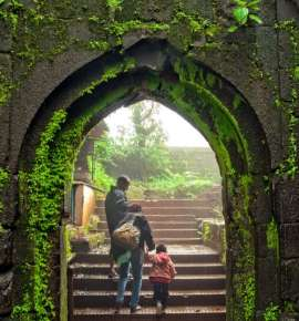 In Pictures: Monsoon in India