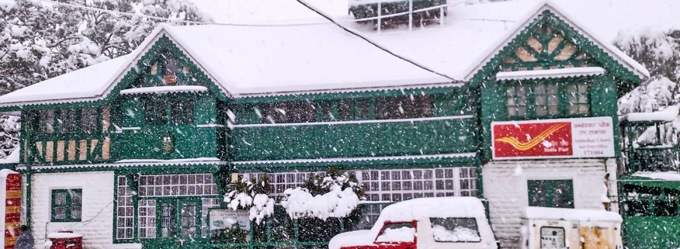 Places To See Snowfall In India