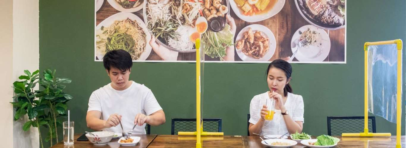 9 Quirky Ways Restaurants Are Enforcing Social Distancing
