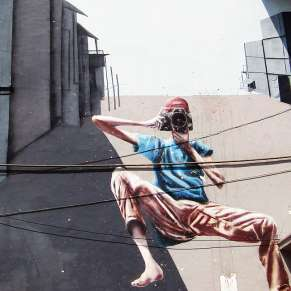 Art Attack: New Delhi's Romance With Street Art