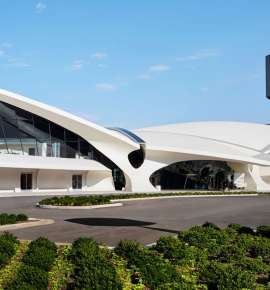 The Iconic TWA Flight Centre At JFK Airport Gets A Brand New Hotel