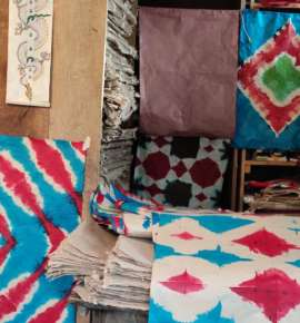 This Sikkim Village Makes Handmade Paper The Old Egyptian Way