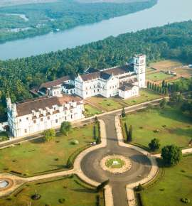 What the Portuguese Left Behind: 12 Offbeat Churches to see in Goa