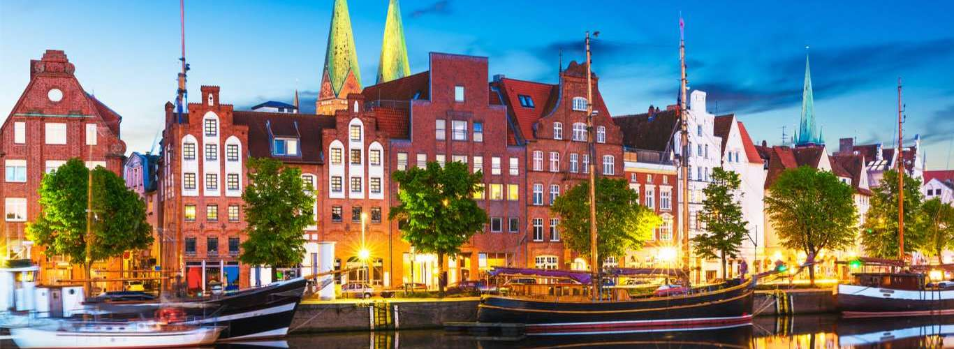 Through the Historic City of Lubeck