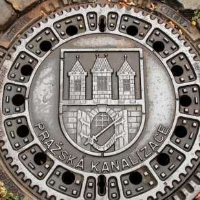 Drain Spotting: Looking For Art Under Your Feet
