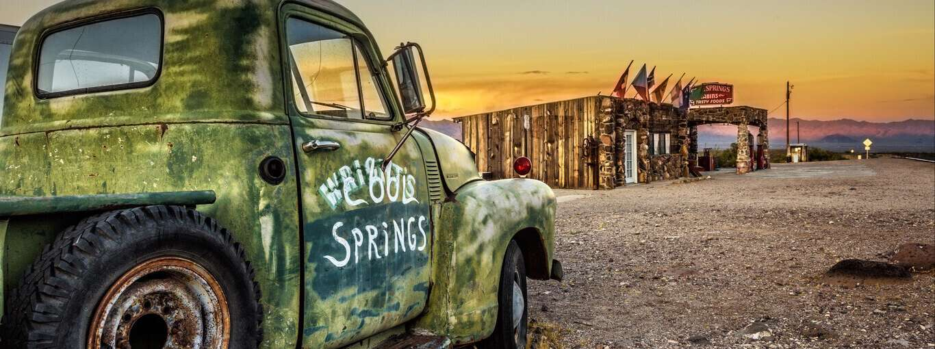 On the Road: Iconic Stops on Route 66
