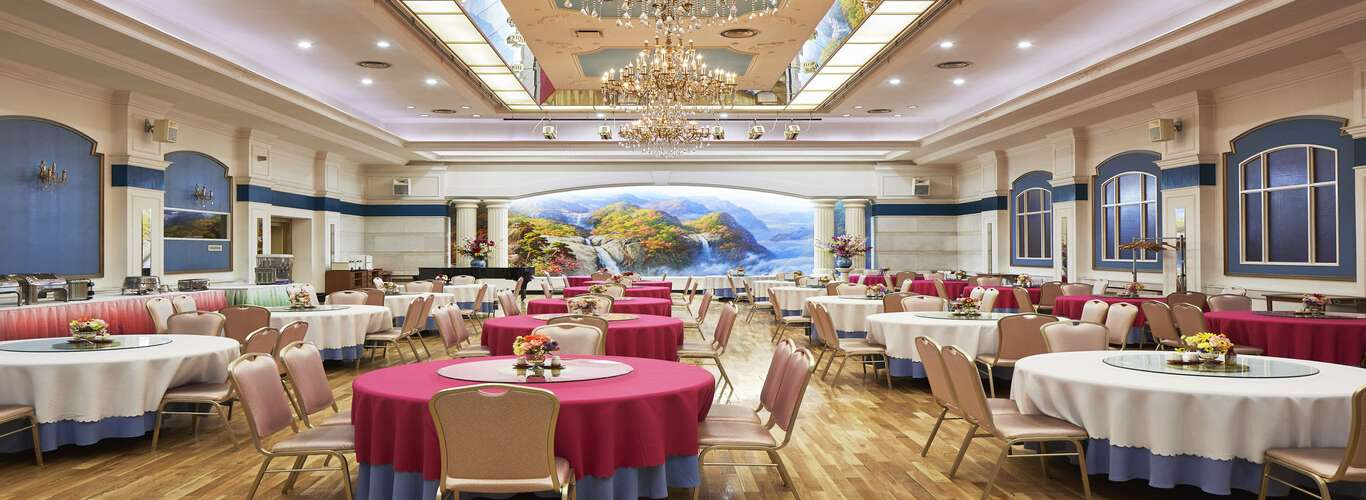 Caught in a Time Warp: Pyongyang's Hotels