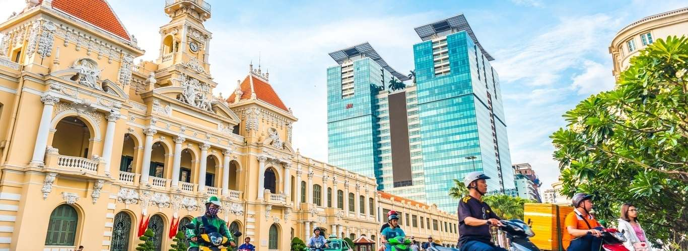 Looking Back at Ho Chi Minh City's Colonial Architecture