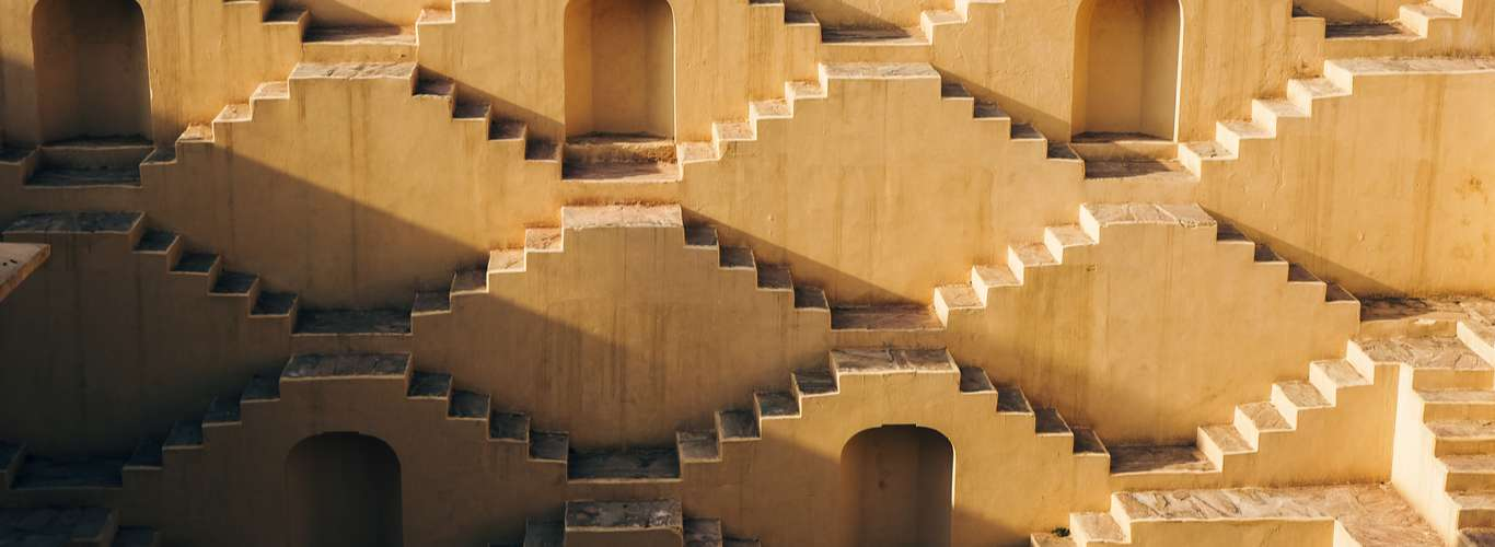 The Hidden Stepwells of South India