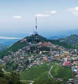 The Land of White Orchids: Kurseong