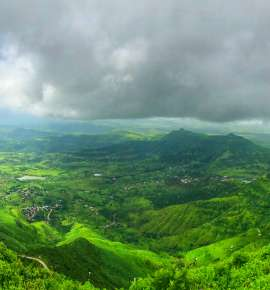 Rhythm Of The Rain: Monsoon Treks in Maharashtra