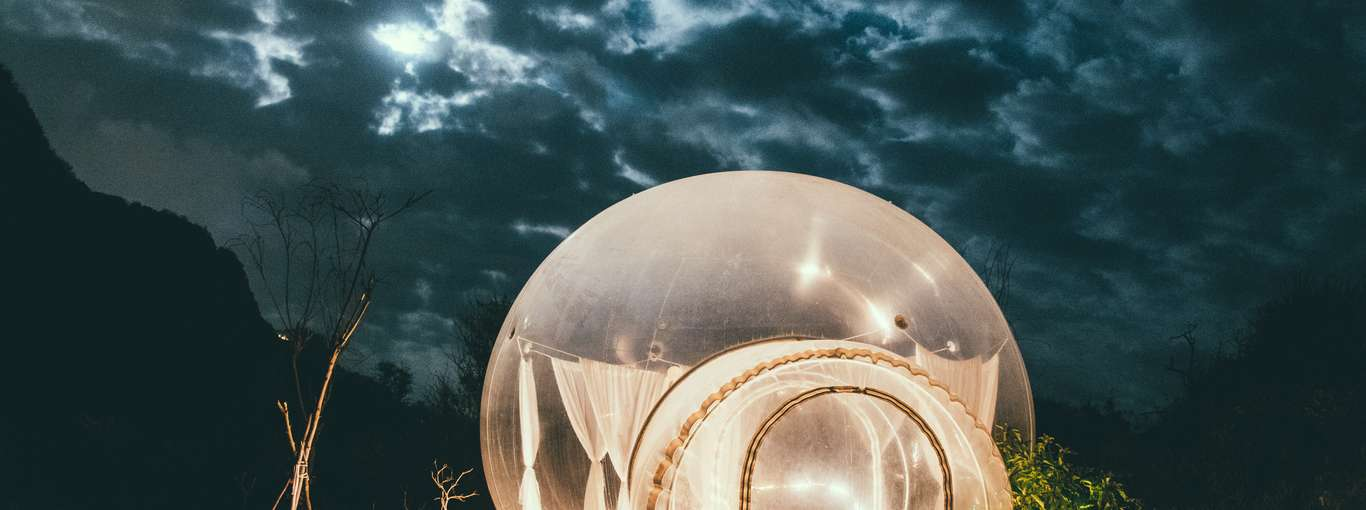 Book A Stay At These Futuristic Hotels