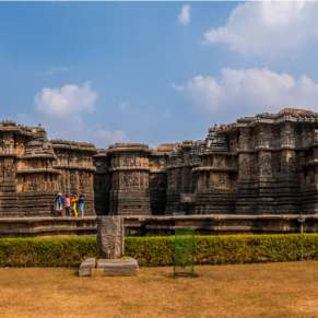Halebidu: Carved in Stone