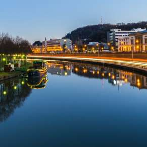 Witnessing Saarbrucken's Old World Charm