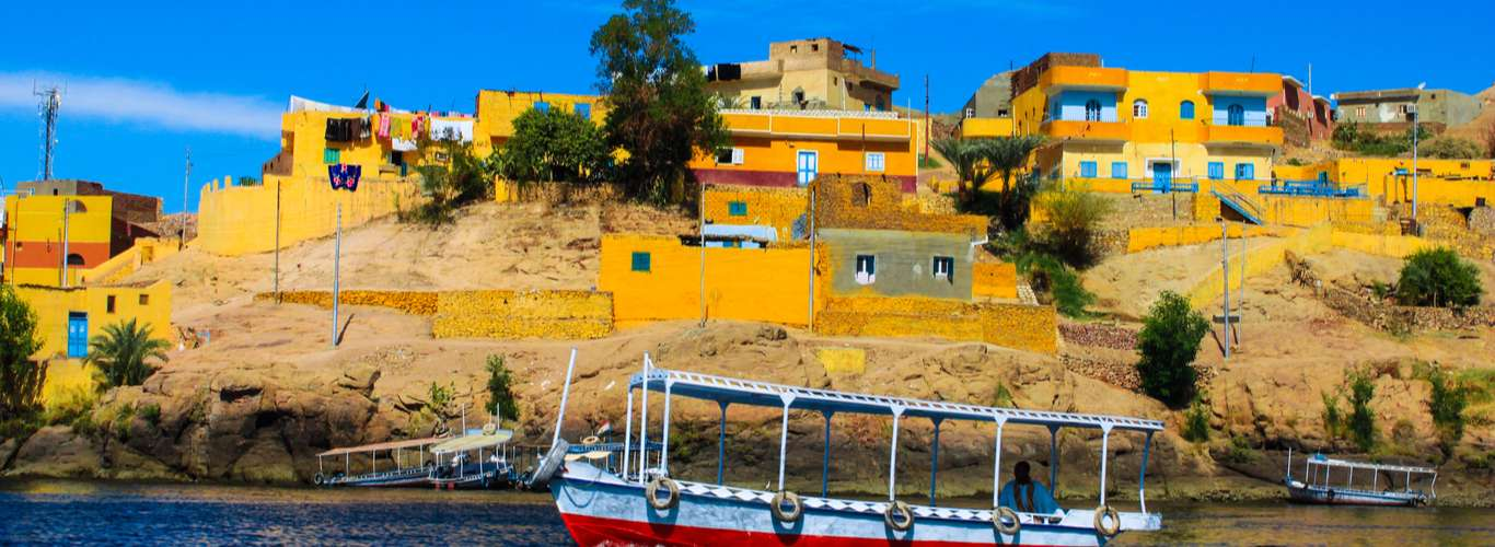 Did You Know About The Nubian Villages of Egypt?