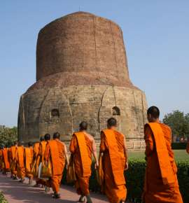 On the Buddhist Trail: 13 Images of Places Where You Can Follow the Eternal Truth