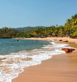 10 Stunning Beaches in India Perfect for a Quiet Holiday